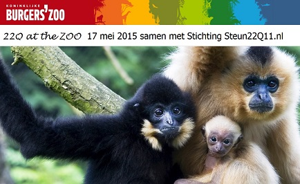 foto 22Q at the zoo banner